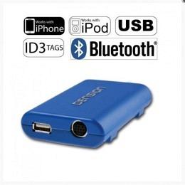 DENSION USB, Bluetooth, iPhone/iPod Upgrade BMW & Mini (40-Pin/Quadlock) GBL3BM4