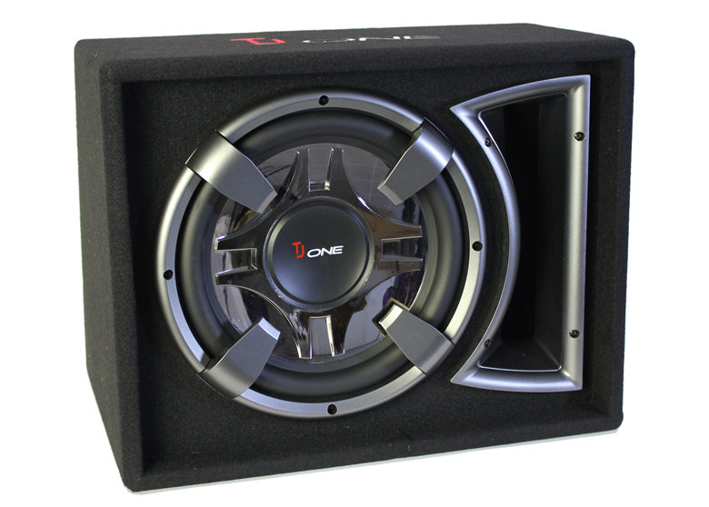 aktiv subwoofer 1200 watt 30cm tj one csa1201s aktiv. Black Bedroom Furniture Sets. Home Design Ideas