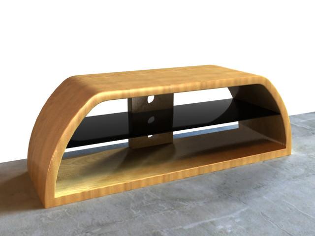 design tv m bel aus holz in 4 farben berling n1001 tv m bel car gmbh. Black Bedroom Furniture Sets. Home Design Ideas