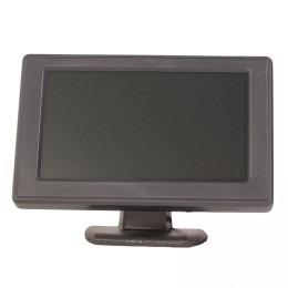 "LCD-Monitor, 4,3"", Standmodell, J-504"