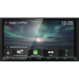 Kenwood DMX8019DABS DAB+/Wireless Carplay/Android Auto/Wireless-Mirroring