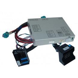 Rückfahrkamera-Eingang + AUX-Video-IN für BMW/Mini NBT, HSD+2, APIX
