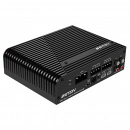 Eton MINI150.4 4-Kanal Autoradio Verstärker digital 4 x 100 WRMS
