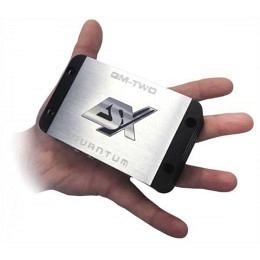 ESX QM-TWO 2-Kanal Digital Mini-Verstärker 2x 80 / 120 Watt RMS an 4 / 2 Ohm
