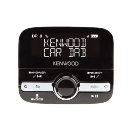 Kenwood KTC500DAB Bluetooth DAB+, Musik-Streaming und Freisprecheinrichtung
