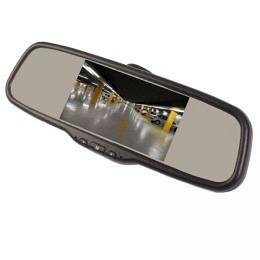 "Rückspiegelmonitor 5"" Display mit Klippsystem RV5005"