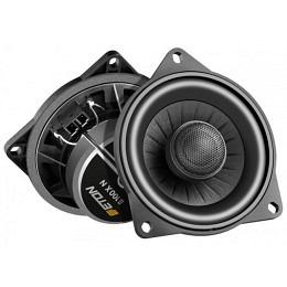 BMW/Mini spezifische 2-Weg koaxial Lautsprecher 10cm, 2x 50 WRMS ETON  B100 XN