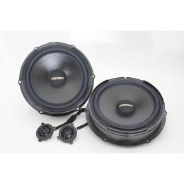 VW T6 spezifisches Front-Lautsprechersystem mit 2x 120 WRMS, ETON UGVWT6-F2.1