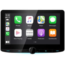 Kenwood DMX9720XDS DAB+, Wireless Carplay/Android Auto mit 10,1 Zoll Display