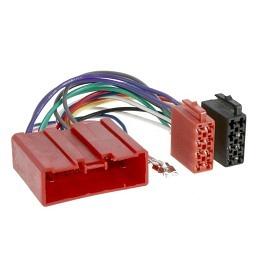 Auto Radioadapter Strom Lautsprecher Stecker DIN ISO passend für Mazda 121