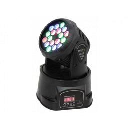 "LED Effekt - Mini Wash Moving Head 3-in-1, ""LMH330LED"""