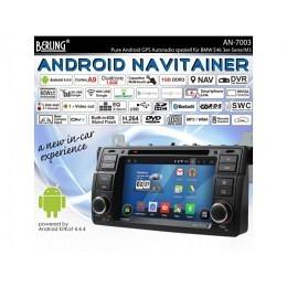 Android Autoradio speziell für BMW E46, Navigation, Berling AN-7212