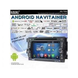 Android Autoradio für Chevrolet Epica 2006-2011, DAB+ ready, Berling AN-7046