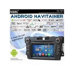 Android Autoradio speziell für Mazda CX-7, 2007-2014, Navigation Berling AN-7007