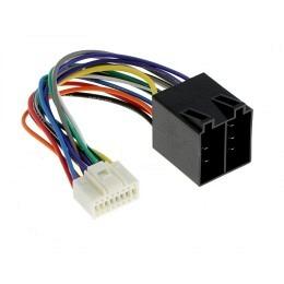Auto-Radio-Anschlusskabel für ALPINE-Autoradio 16-polig auf ISO ...