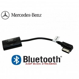 mercedes bluetooth streaming adapter a2dp f r mercedes a b. Black Bedroom Furniture Sets. Home Design Ideas